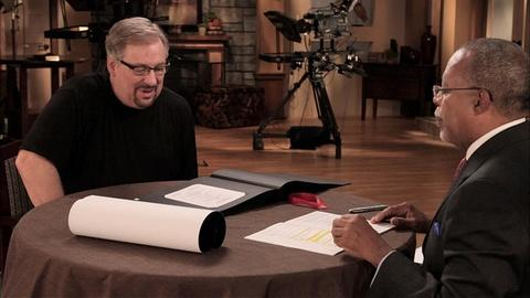 Finding Your Roots -- S1 Ep5: Calvinist Props