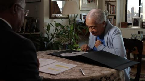 Finding Your Roots -- S1 Ep9: Suing for Freedom