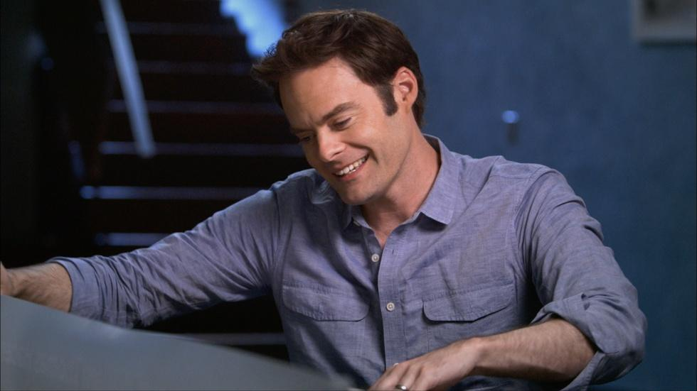 Tragedy + Time = Comedy: Bill Hader image
