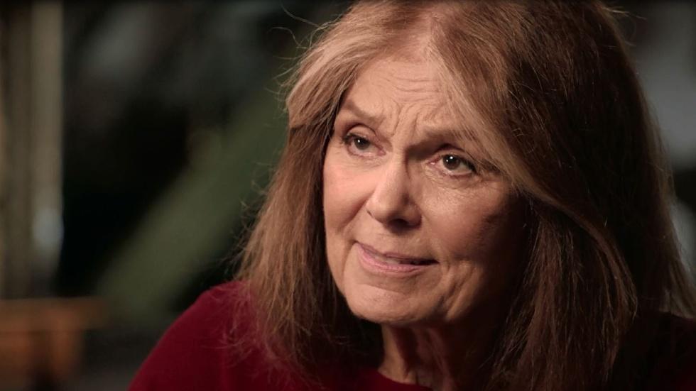 The Pioneers: Gloria Steinem image