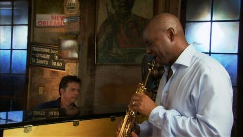 Finding Your Roots -- Branford Marsalis and Harry Connick, Jr.