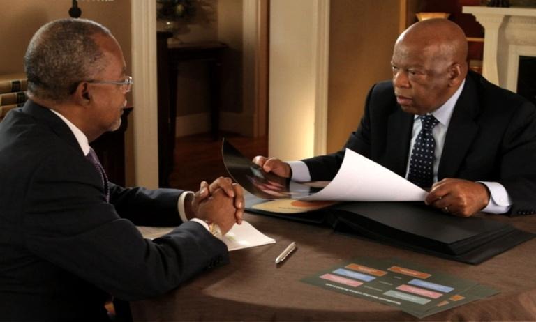 John Lewis and Cory Booker