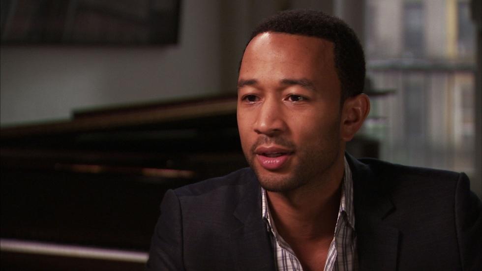 John Legend's Musical Beginnings image