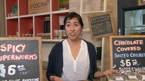 Food Forward -- Food Rebel: Monica Martinez