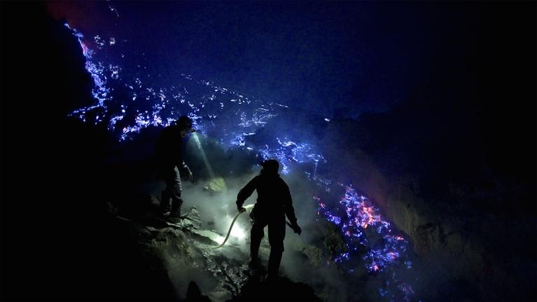 Forces of Nature: At the Kawah Ijen
