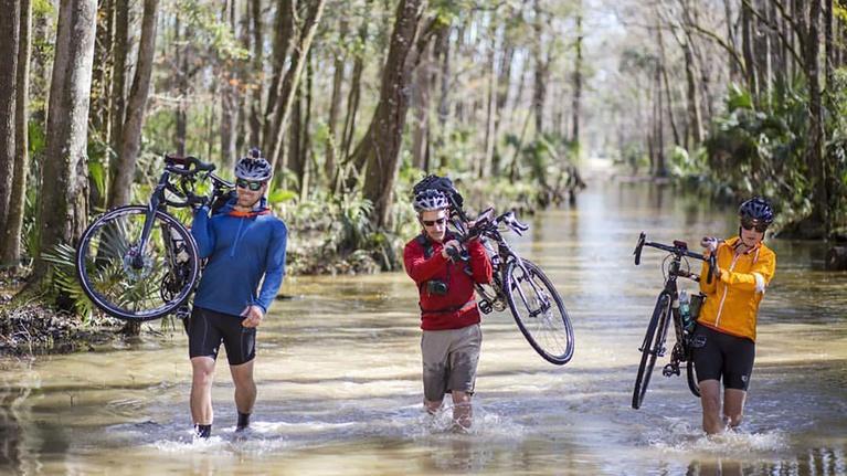 The Forgotten Coast: Return to Wild Florida: Bike, Paddle, Hike. Repeat.