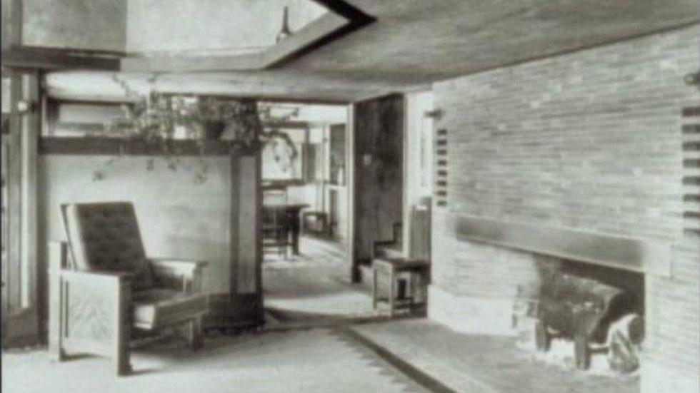 Maya Lin on Frank Lloyd Wright image