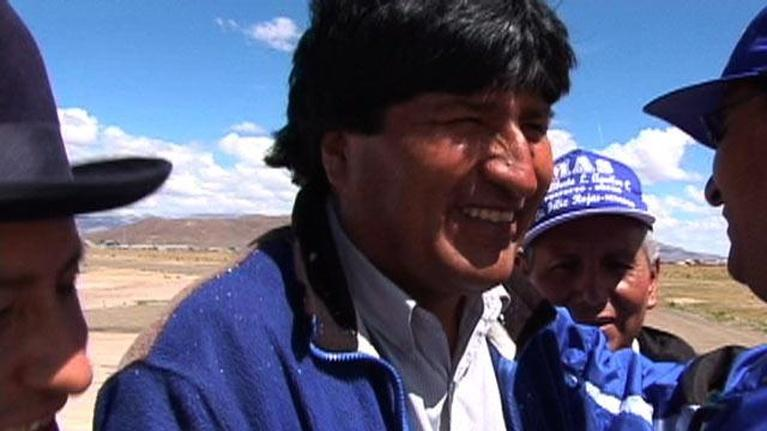 FRONTLINE/World: Bolivia: My Five Years With Evo