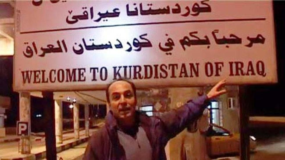 Return to Kirkuk image