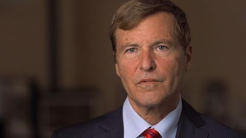 FRONTLINE -- The FRONTLINE Interview: Leigh Steinberg