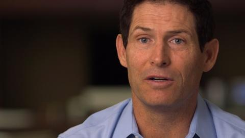 FRONTLINE -- The FRONTLINE Interview: Steve Young