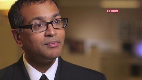 FRONTLINE -- Arjun Srinivasan Interview - Anti-microbial resistance #70 o
