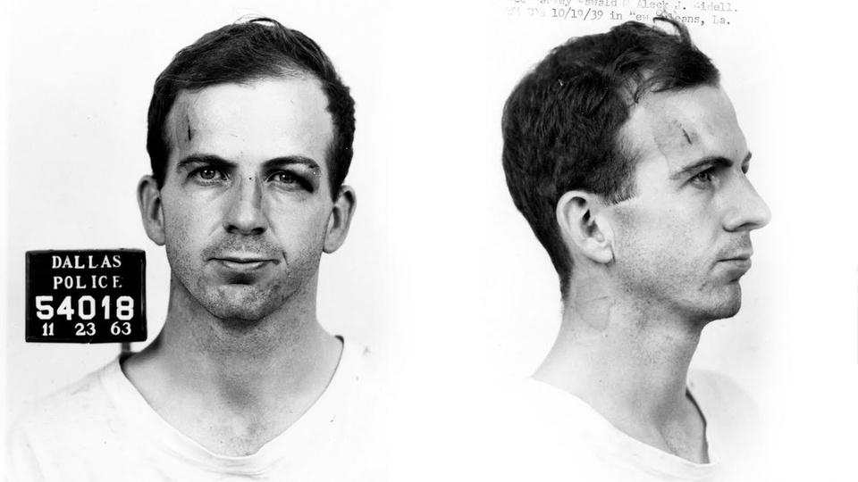 libra harvey oswald 1988-9-4 in the climax of his book, mr delillo would have the reader believe that jack ruby killed the president's assassin, lee harvey oswald, as part of a conspiracy with the mafia to pay off a $40,000.