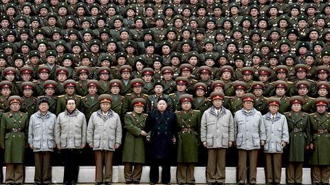 FRONTLINE -- Secret State of North Korea