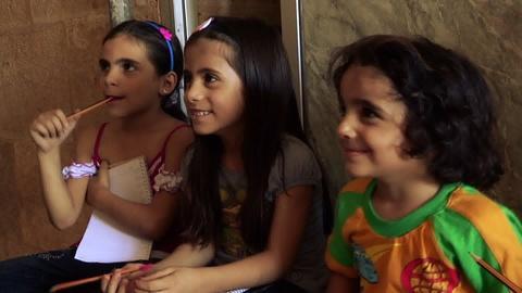 FRONTLINE -- Children of  Aleppo