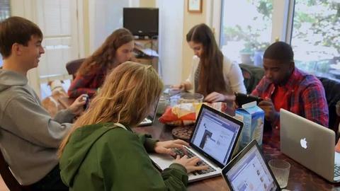 FRONTLINE -- The New Teen Marketing Machine