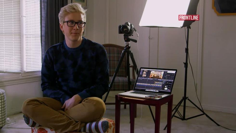 Tyler Oakley on his YouTube Career image