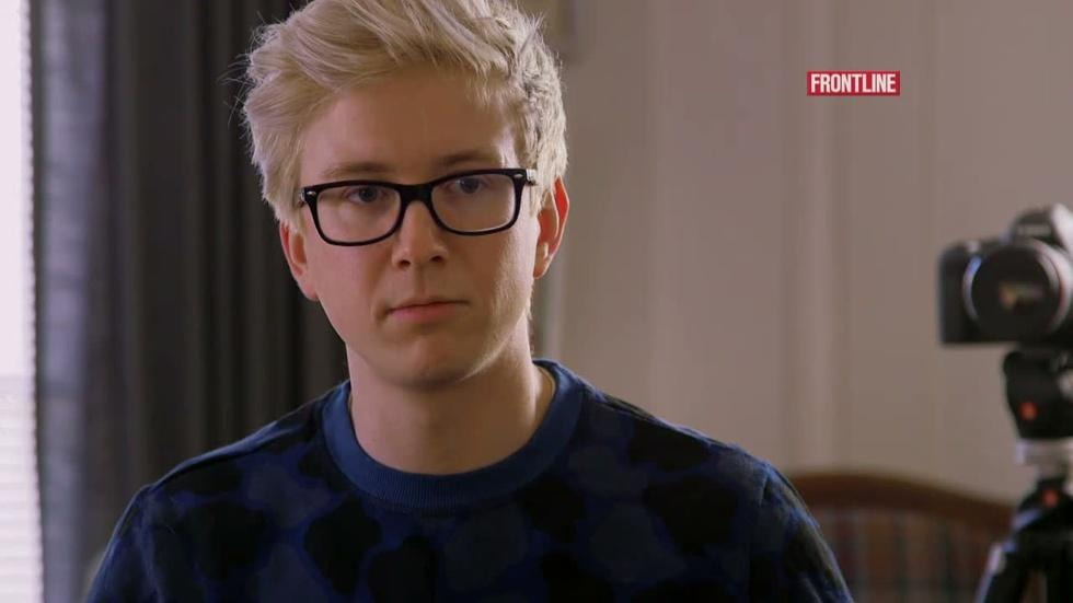 """S32 Ep7: Tyler Oakley on his """"true"""" age image"""