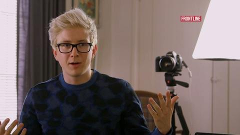 FRONTLINE -- S32 Ep7: Tyler Oakley on the business of YouTube