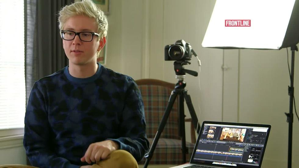 Tyler Oakley on his plans for world domination image