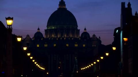 "FRONTLINE -- ""Secrets of the Vatican"" Preview"