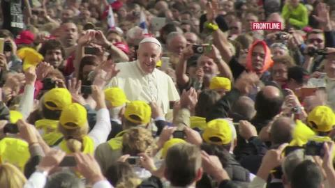 FRONTLINE -- S31 Ep16: Pope Francis Enters the Picture