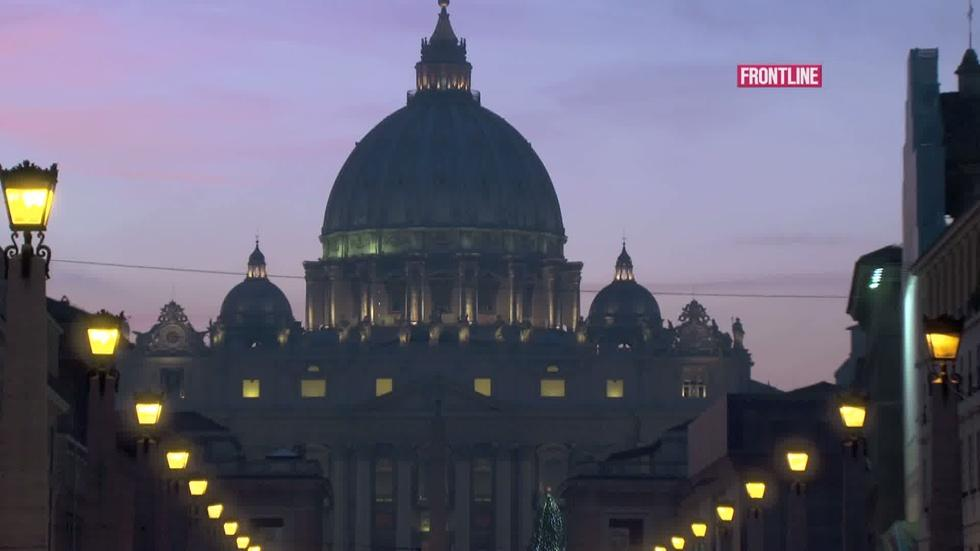 """S31 Ep16: Inside the Vatican, """"Don't Ask, Don't Tell"""" image"""