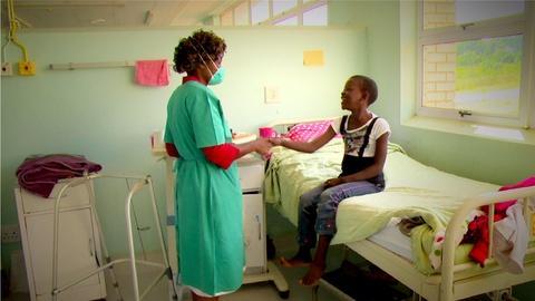 FRONTLINE -- TB Silent Killer