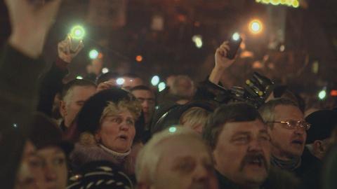 FRONTLINE -- The Battle for Ukraine
