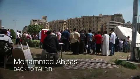 FRONTLINE -- Back to Tahrir