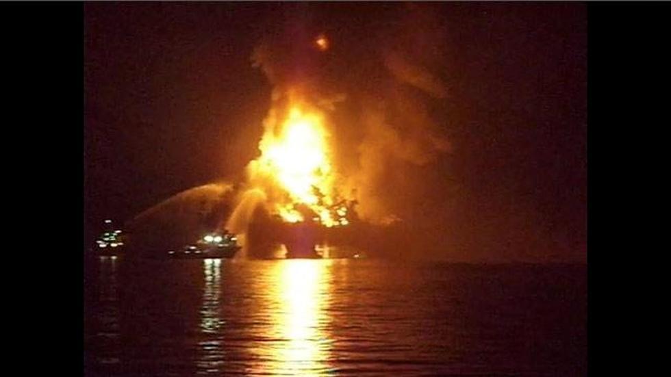 The Spill: Deepwater Horizons Clip 1 image