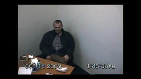 FRONTLINE -- Terrorist Tries to Save Himself