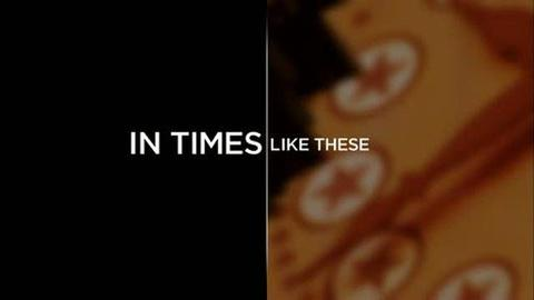 FRONTLINE -- Promo: Times Like These