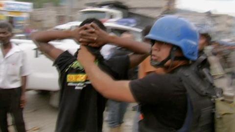 FRONTLINE -- S29 Ep5: Battle for Haiti Preview