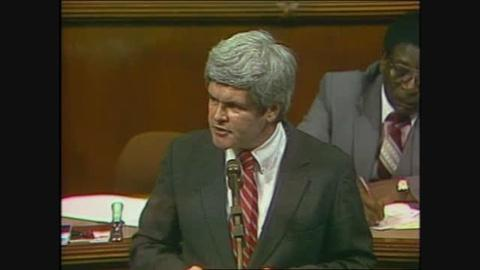 FRONTLINE -- S14 Ep9: The Long March of Newt Gingrich: Part Four