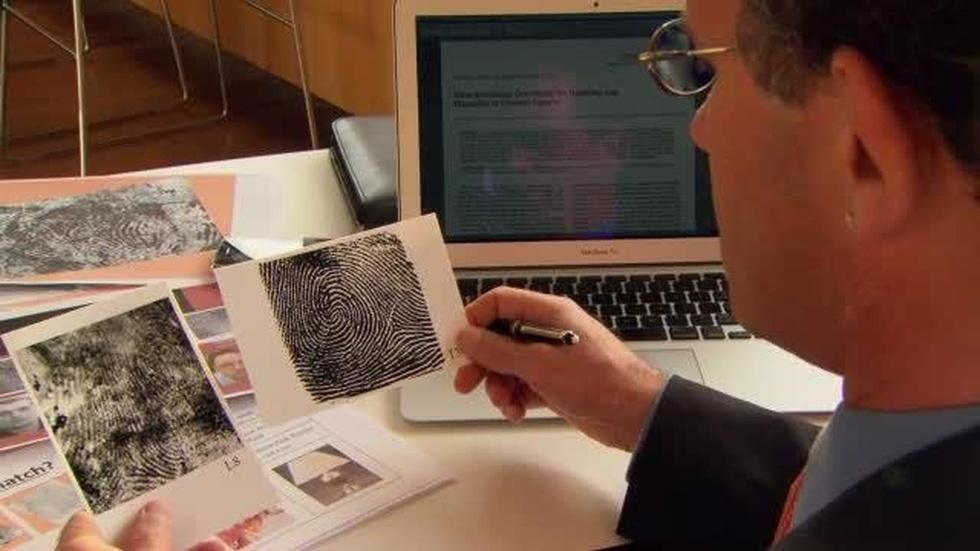 The Fingerprint Examiner's Achilles Heel image