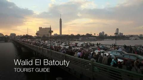 FRONTLINE -- Tourism: the Chicken that Lays Egypt's Eggs