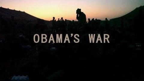 FRONTLINE -- Obama's War