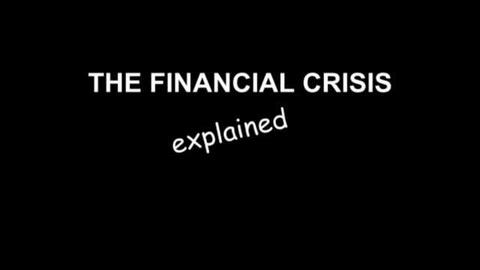 FRONTLINE -- S30 Ep11: The Financial Crisis Is Like... Sangria?