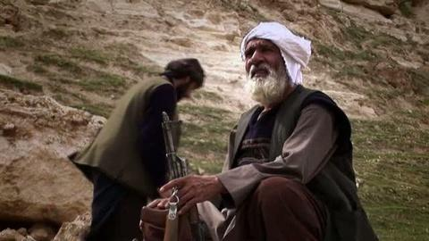 FRONTLINE -- Fighting for bin Laden