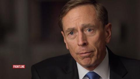 FRONTLINE -- S32 Ep15: Losing Iraq - David Petraeus on the Surge