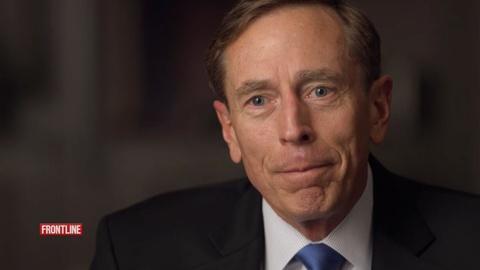 FRONTLINE -- S32 Ep15: Losing Iraq - David Petraeus on the Sunni Awakenin