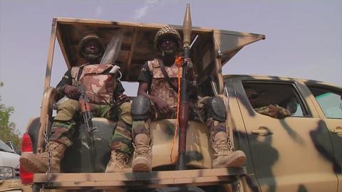 FRONTLINE -- Hunting Boko Haram