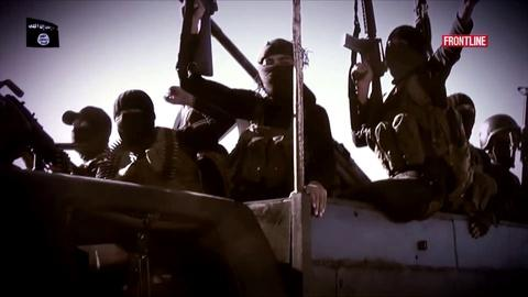 """FRONTLINE -- S33 Ep2: An ISIS Jailbreak at Abu Ghraib: """"Hell Is Coming"""""""