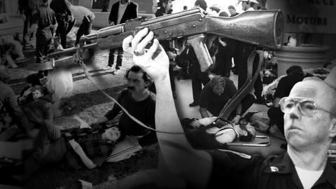 FRONTLINE -- S33 Ep4: Gunned Down