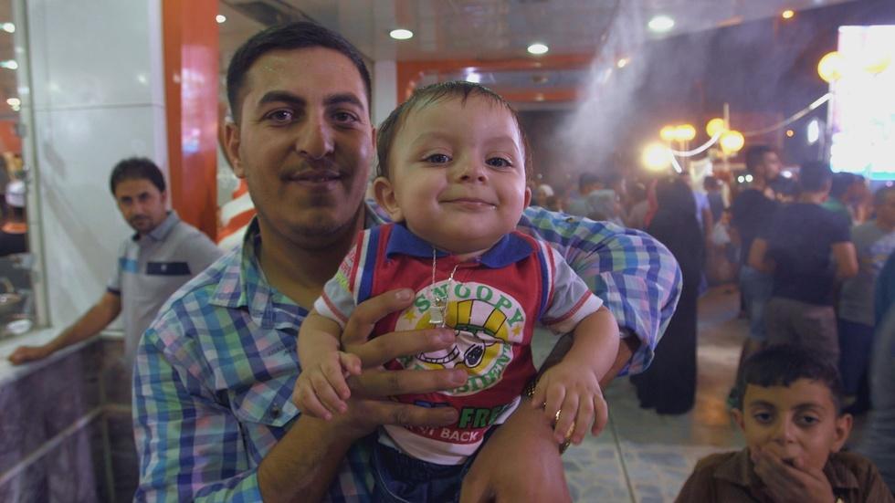 Life in Baghdad image