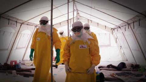 """FRONTLINE -- """"Outbreak"""" - Preview"""