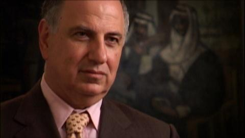 FRONTLINE -- S22 Ep1: A Conversation with Ahmad Chalabi (Excerpt 1)