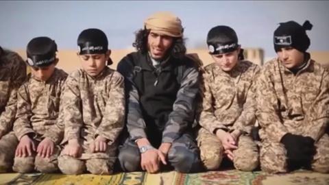 FRONTLINE -- Children of ISIS