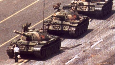 "FRONTLINE -- S24 Ep10: ""The Tank Man"" - Preview"